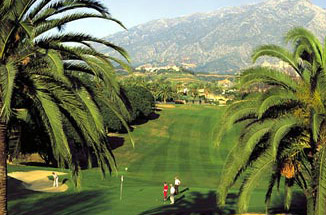 Golf Holidays in and around Marbella